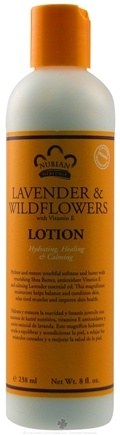 DROPPED: Nubian Heritage - Lotion Lavender & Wildflowers - 8 oz.