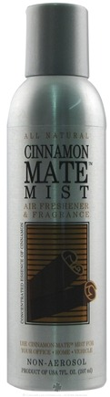 DROPPED: Orange Mate - Cinnamon Mate Mist Air Freshener and Fragrance - 7 oz.
