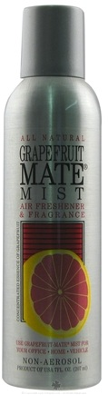 DROPPED: Orange Mate - Grapefruit Mate Mist Air Freshener and Fragrance - 7 oz.
