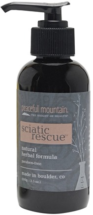 DROPPED: Peaceful Mountain - Sciatic Rescue - 3.5 oz.