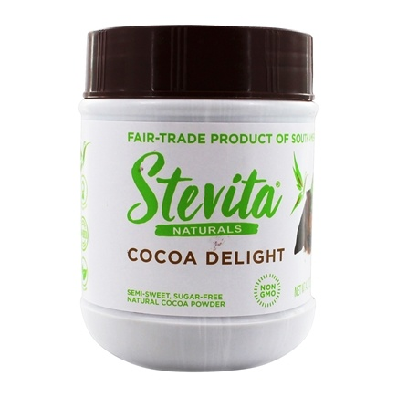 Stevita - Stevia Delight Chocolate Flavored - 4.2 oz.