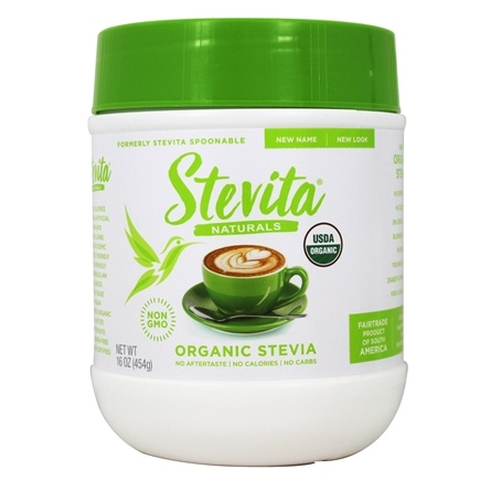 Stevita - Spoonable Stevia All Natural Sweetener - 16 oz.