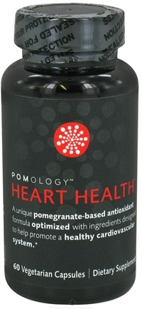 DROPPED: Pomology - Heart Health - 60 Vegetarian Capsules CLEARANCE PRICED
