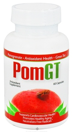 DROPPED: Pomology - PomGT - 60 Capsules CLEARANCE PRICED