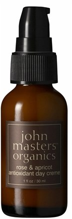 John Masters Organics - Day Cream Antioxidant Rose and Apricot - 1 oz.