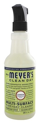 Mrs. Meyer's - Clean Day Multi-Surface Everyday Cleaner Lemon Verbena - 16 oz.