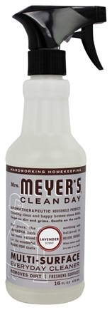 Mrs. Meyer's - Clean Day Multi-Surface Everyday Cleaner Lavender - 16 oz.