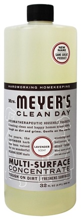 Mrs. Meyer's - Clean Day Multi-Surface Concentrate Lavender - 32 oz.