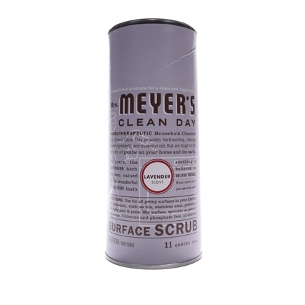 Mrs. Meyer's - Clean Day Surface Scrub Lavender - 11 oz.
