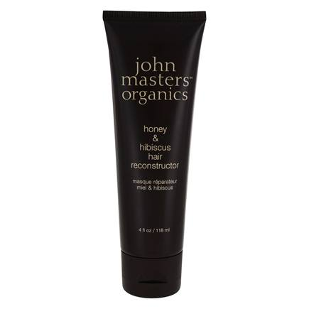 John Masters Organics - Hair Reconstructor Honey and Hibiscus - 4 oz.