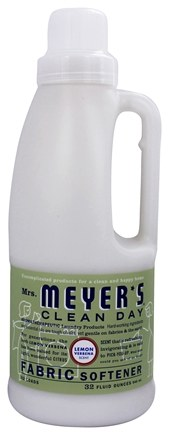 Mrs. Meyer's - Clean Day Fabric Softener Lemon Verbena - 32 oz.