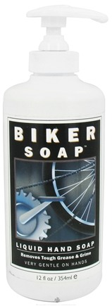 DROPPED: Shikai - Biker Liquid Hand Soap for Grease and Grime - 12 oz. CLEARANCE PRICED