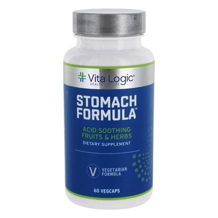 DROPPED: Vita Logic - Stomach Formula - 60 Capsules