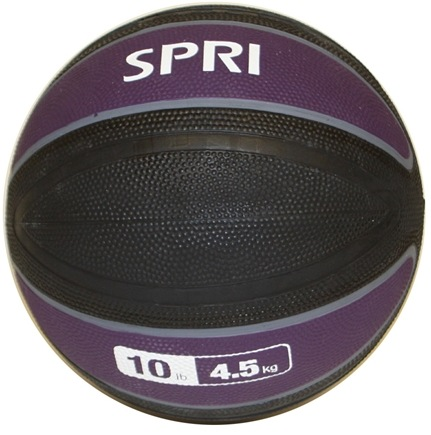 DROPPED: SPRI - Xerball Medicine Ball - 10 lbs.