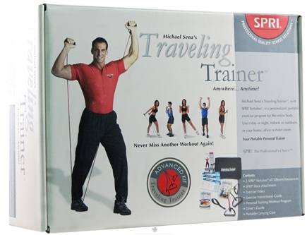 DROPPED: SPRI - Traveling Trainer Advanced Kit - CLEARANCE PRICED