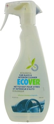 DROPPED: Ecover - Ecological Car Glass and Interior Cleaner - 16.9 oz. CLEARANCE PRICED