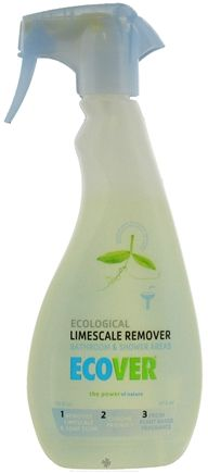 DROPPED: Ecover - Ecological Limescale Remover Bathroom and Shower Areas - 16 oz.