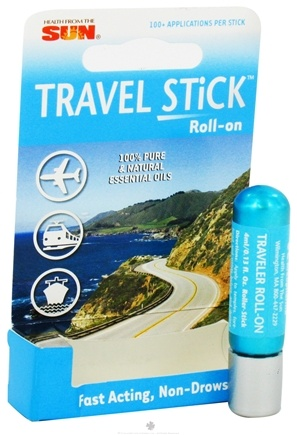 DROPPED: Health From The Sun - Traveler Stick Roll-On - 0.13 oz. CLEARANCE PRICED