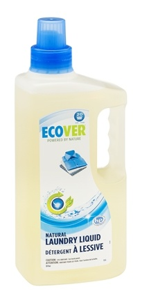 DROPPED: Ecover - Natural Laundry Wash 20 Loads - 51 oz. Formerly Ecological Ultra Laundry Wash CLEARANCED PRICED