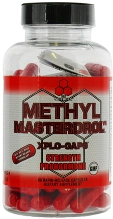 DROPPED: LG Sciences - Methyl Masterdrol Strength Prohormone - 90 Capsules