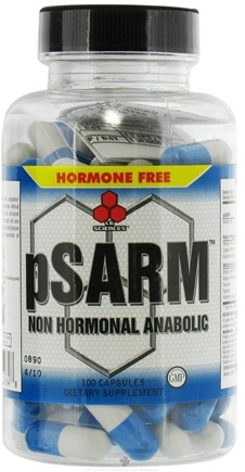 DROPPED: LG Sciences - pSARM Non Hormonal Anabolic - 100 Capsules SPECIALLY PRICED