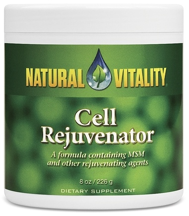 DROPPED: Natural Vitality - Natural Vitality Anti-Aging Formula Cell Rejuvenator - 8 oz.