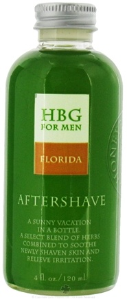 DROPPED: Honeybee Gardens - For Men Aftershave Florida - 4 oz.