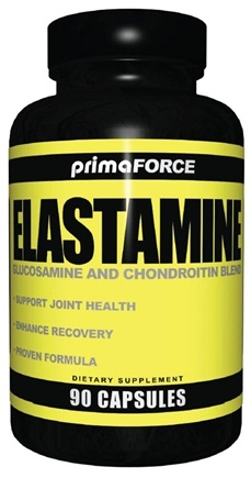 DROPPED: Primaforce - Elastamine Glucosamine and Chondroitin Blend - 180 Capsules CLEARANCE PRICED