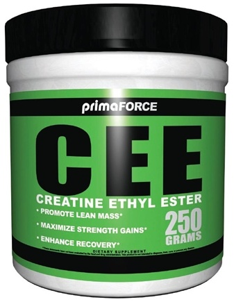 DROPPED: Primaforce - CEE- Creatine Ethyl Ester - 250 Grams