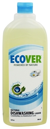DROPPED: Ecover - Dishwashing Liquid Chamomile & Marigold - 32 oz.