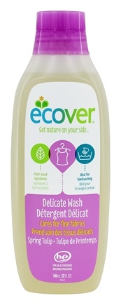 Ecover - Delicate Wash Liquid for Fine Fabrics and Wool 22 Loads - 32 oz.