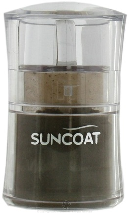 DROPPED: Suncoat - Mineral Eye Shadow Powder Taupe - 0.3 oz. CLEARANCE PRICED