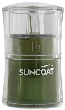 DROPPED: Suncoat - Mineral Eye Shadow Powder Olive Green - 0.3 oz. CLEARANCE PRICED