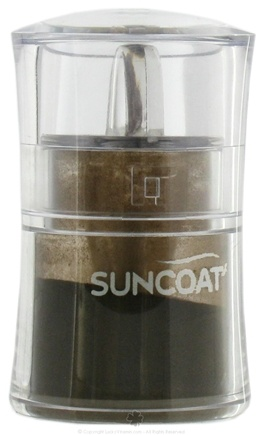DROPPED: Suncoat - Mineral Eye Shadow Powder Chocolate - 0.3 oz. CLEARANCE PRICED