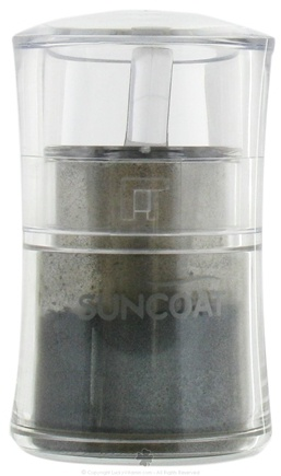 DROPPED: Suncoat - Mineral Eye Shadow Powder Silver Grey - 0.3 oz. CLEARANCE PRICED