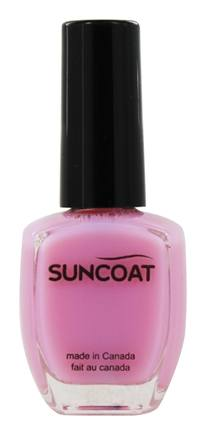 Suncoat - Water-Based Nail Polish French Pink - 0.43 oz.