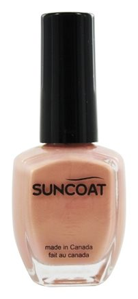 Suncoat - Water-Based Nail Polish Apricot - 0.43 oz.