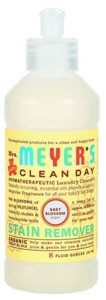 DROPPED: Mrs. Meyer's - Clean Day Stain Remover Baby Blossom - 8 oz.
