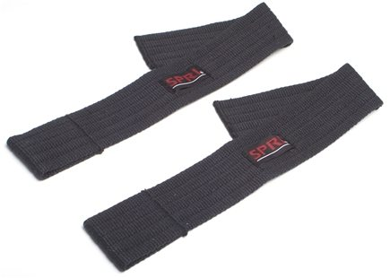DROPPED: SPRI - Cotton Lifting Straps - 1 Pair CLEARANCE PRICED