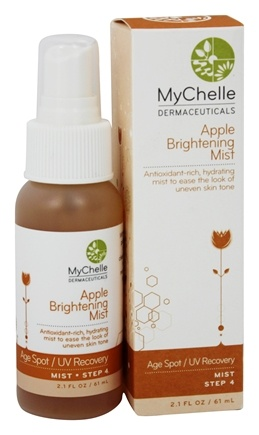 DROPPED: MyChelle Dermaceuticals - Apple Brightening Mist Age Spot/UV Recovery Mist Step 4 - 2.1 oz.