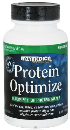 DROPPED: Enzymedica - Protein Optimize - 90 Capsules