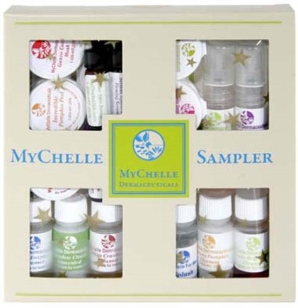 DROPPED: MyChelle Dermaceuticals - Sampler Travel and Gift Set - CLEARANCE PRICED
