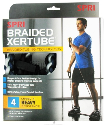 SPRI - Braided Xertube Level 4 - Heavy Resistance
