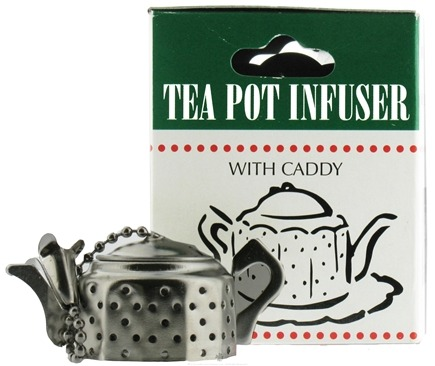 DROPPED: Harold Import - Tea Pot Infuser with Caddy - WINTER SPECIAL