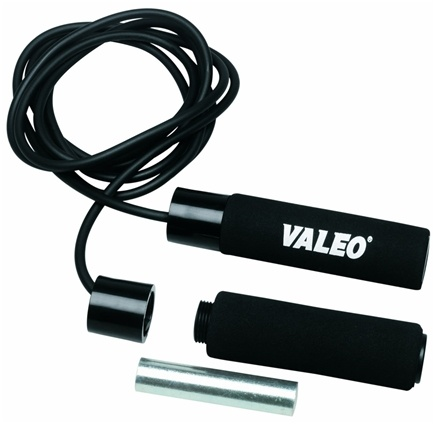 DROPPED: Valeo Inc. - Weighted Jump Rope - 1 lb. CLEARANCED PRICED