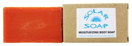 Solar Recover - Moisturizing Body Soap Bar - 3.5 oz.