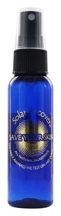 Solar Recover - Save Your Skin Daily Moisturizer & Sun Recovery - 2 oz.