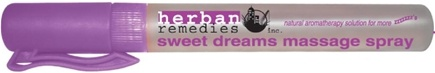 DROPPED: Herban Remedies - Sweet Dreams Aromatherapy Spray - 0.35 oz.