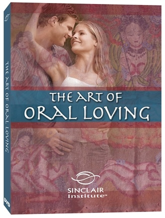 DROPPED: Sinclair Institute - The Art Of Oral Loving - 1 DVD(s) CLEARANCE PRICED