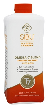 Sibu Beauty - Omega-7 Blend Everyday Sea Berry Juice Blend - 25.35 oz.